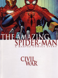 The Amazing Spider-Man Civil War