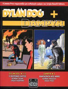 Dylan Dog + Dampyr: 3