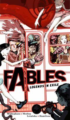 Fables : Εξόριστα Παραμύθια
