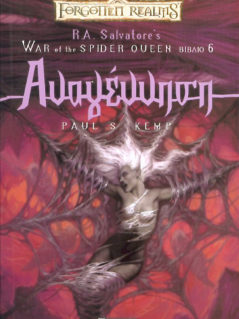 Forgotten Realms : War Of The Spider Queen - Αναγέννηση