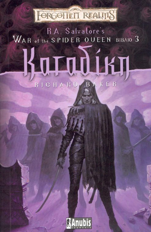Forgotten Realms : War Of The Spider Queen - Καταδίκη