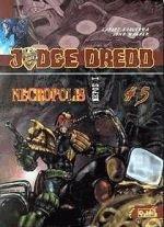 Judge Dredd Nekropolis Τόμος α