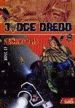 Judge Dredd : Necropolis - Τόμος Δ