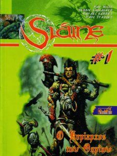 Slaine : Ο Κυρίαρχος των Θηρίων