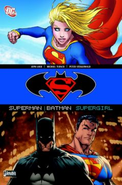 Superman - Batman - Supergirl