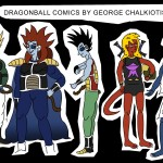 Dragonball Comics