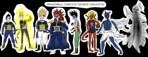 Dragonball Comics