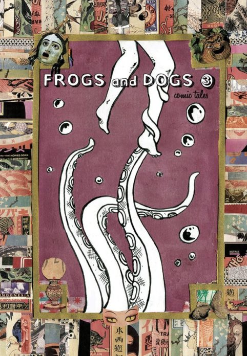 Frogs And Dogs Comic Tales #3