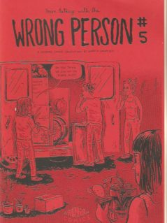 Wrong Person 5