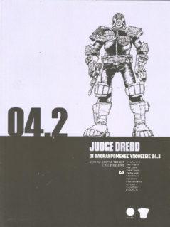Judge Dredd Οι Ολοκληρωμένες Υποθέσεις 04.2