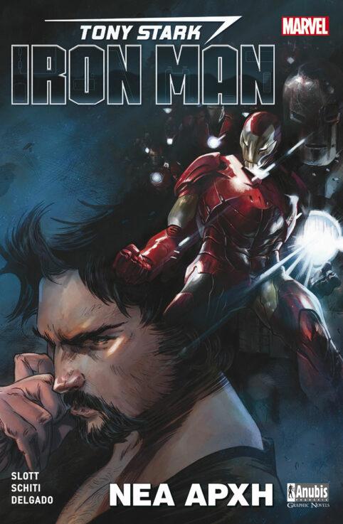Iron Man – Νέα Αρχή