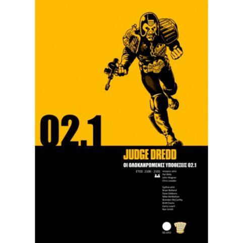 Juddge Dredd 02.1