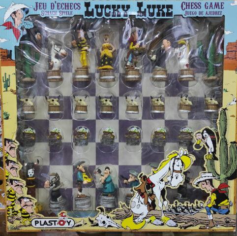 Λούκυ Λουκ Σκάκι 2