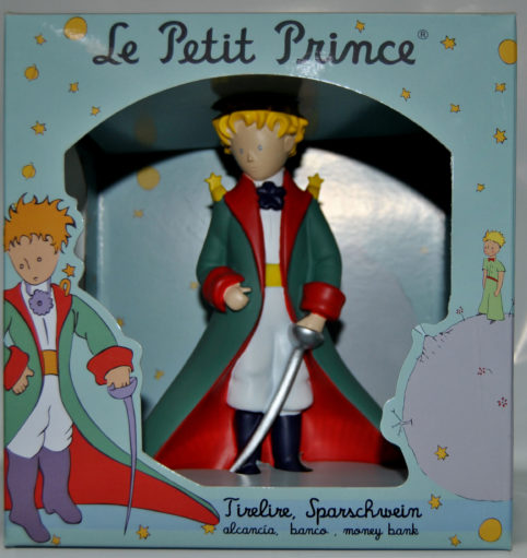 Μικρός Πρίγκηπας Κουμπαράς