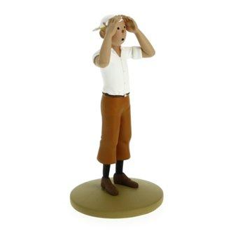 Τεντέν Στη Έρημο – άγαλμα resin