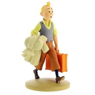 Τεντέν Ταξιδευτής – άγαλμα resin