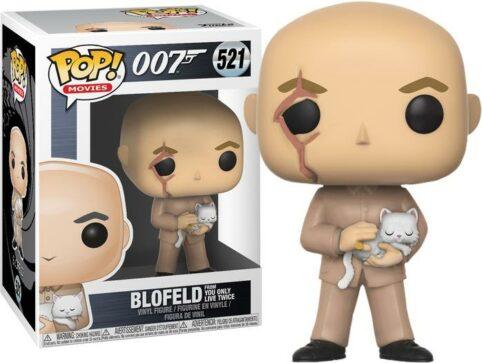Blofeld 007 POP 521