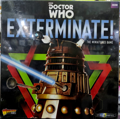Dr Who Exterminate