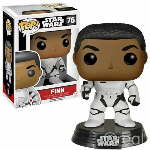 Finn, Star Wars, POP 76