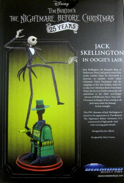 Jack Skelligton In Oogie s Lair 3
