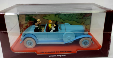 Lincoln Torpedo