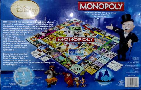 Monopoly Disney 2
