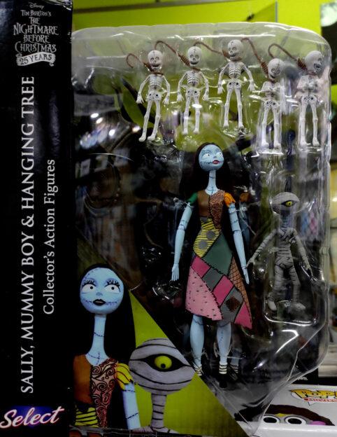 Sally, Nightmare Before Christmas, Select