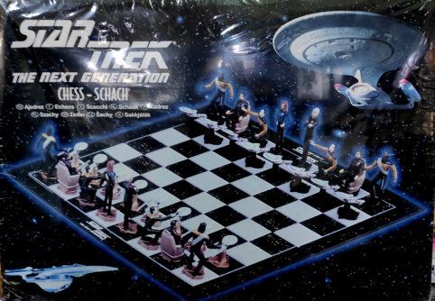 Star Trek Σκάκι