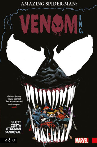 THE AMAZING SPIDER MAN – VENOM INC.
