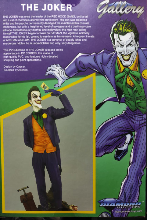 The Joker, DC, Gallery, Diamond 1