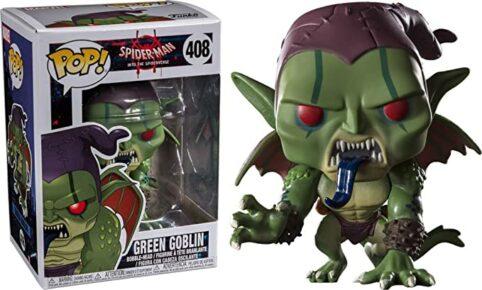 green goblin, spiderman, pop 408